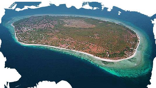 Gili Islands, Gili Trawangan